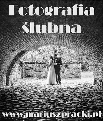 Fotografia ślubna Mariusz Pracki